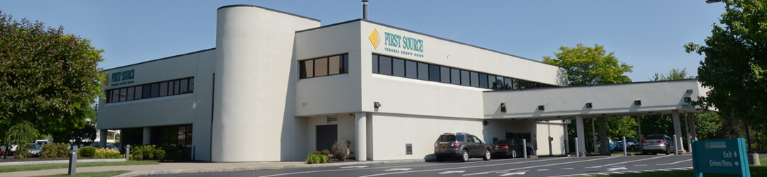 New Hartford branch of First Source Federal Credit Union